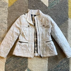 Burberry Childrens quilted jacket